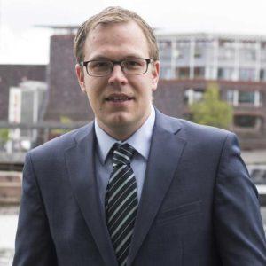 Advocaat uit Zwolle: Joost oude Egbrink